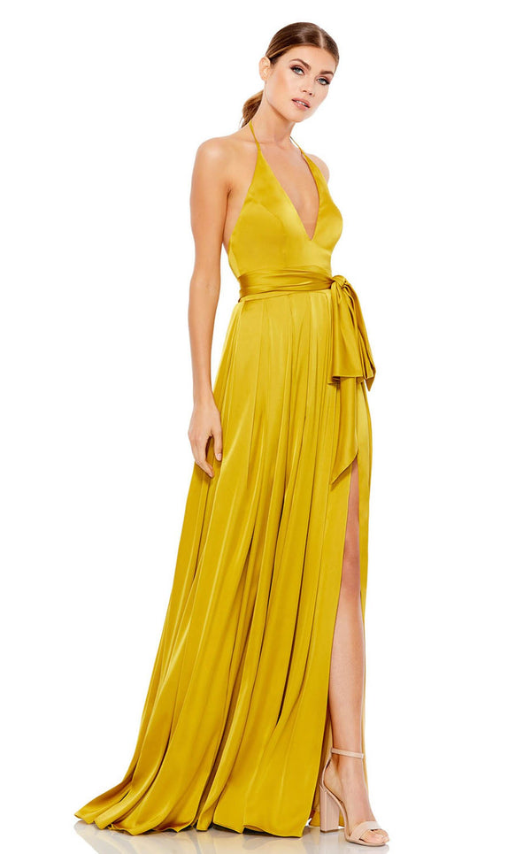 Mac Duggal 26531i Dress Chartreuse