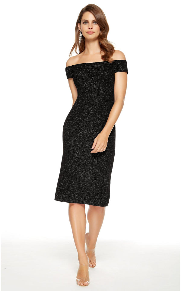 Alyce 27343 Dress Black