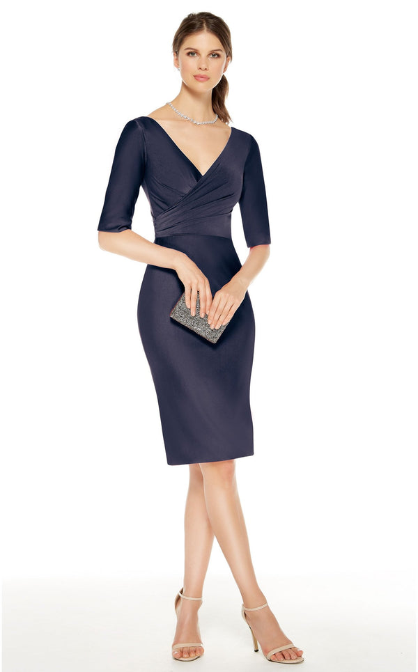 Alyce 27348 Dress Navy