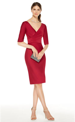 Alyce 27348 Dress Wine