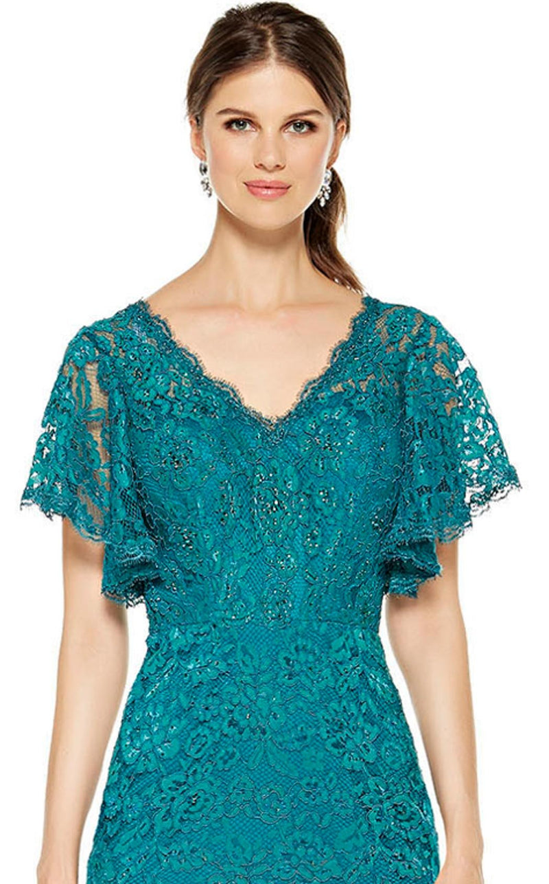 Alyce 27353 Dress Turkish-Blue