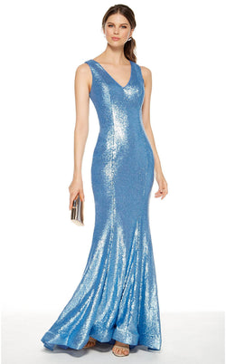 Alyce 27356 Dress French-Blue