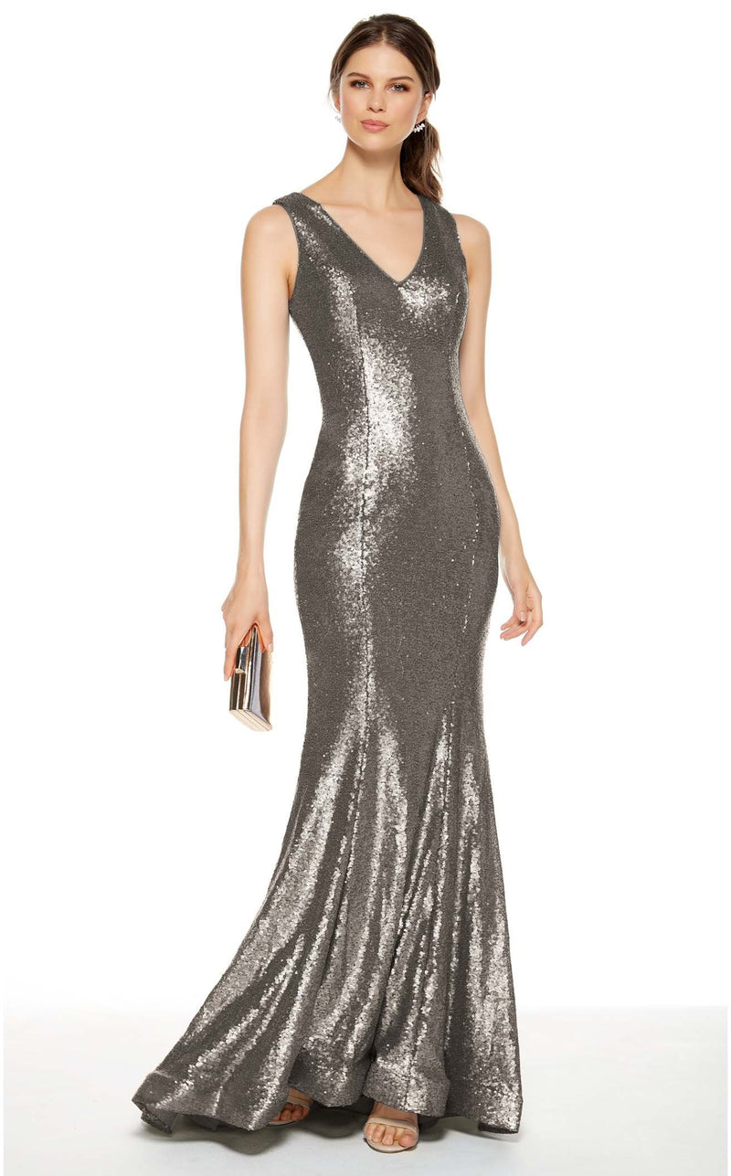 Alyce 27356 Dress Graphite