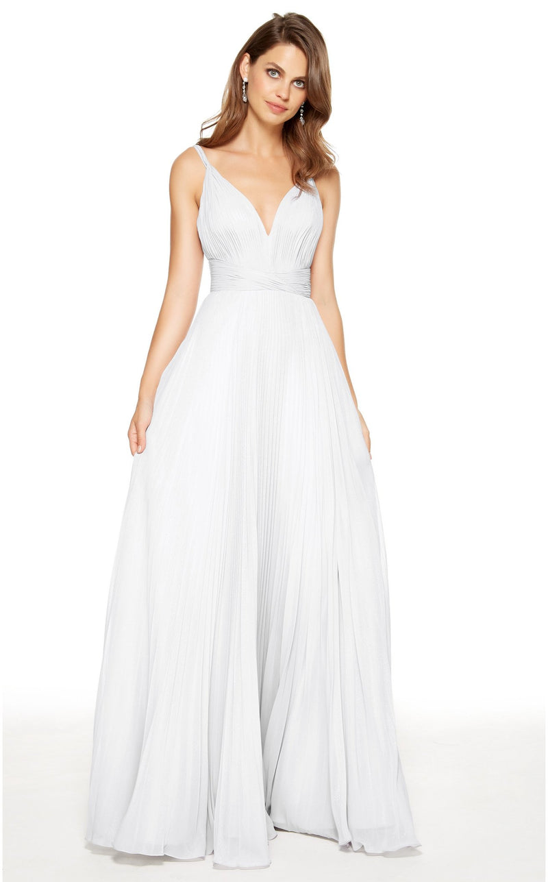 Alyce 27361 Dress Diamond-White