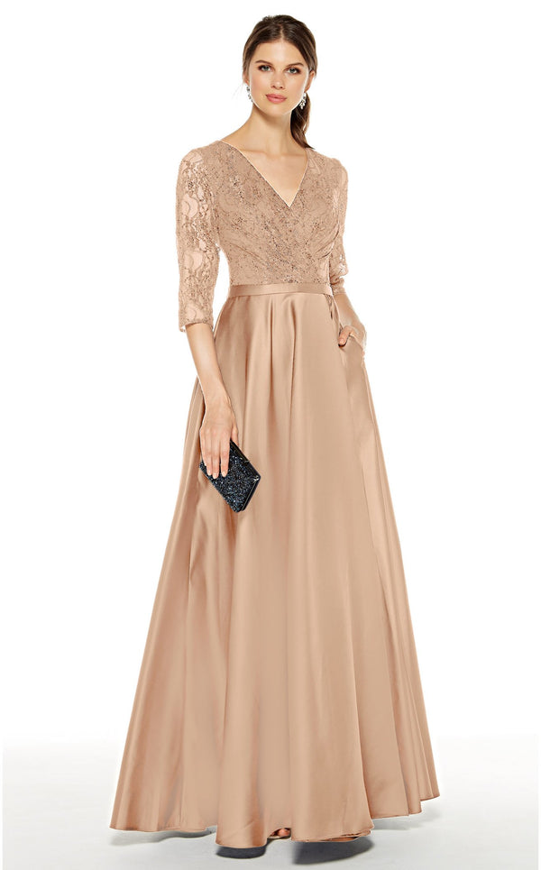 Alyce 27387 Dress Rose-Gold