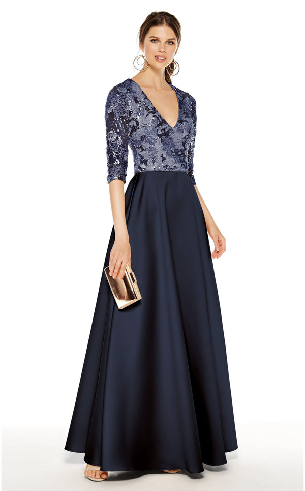 Alyce 27388 Dress Navy