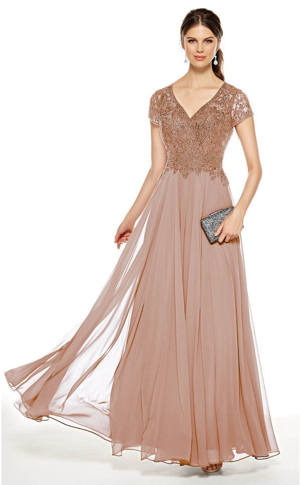 Alyce 27389 Dress Cashmere-Rose