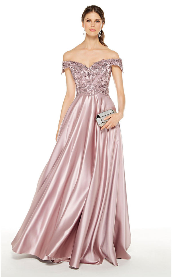 Alyce 27393 Dress Cashmere-Rose