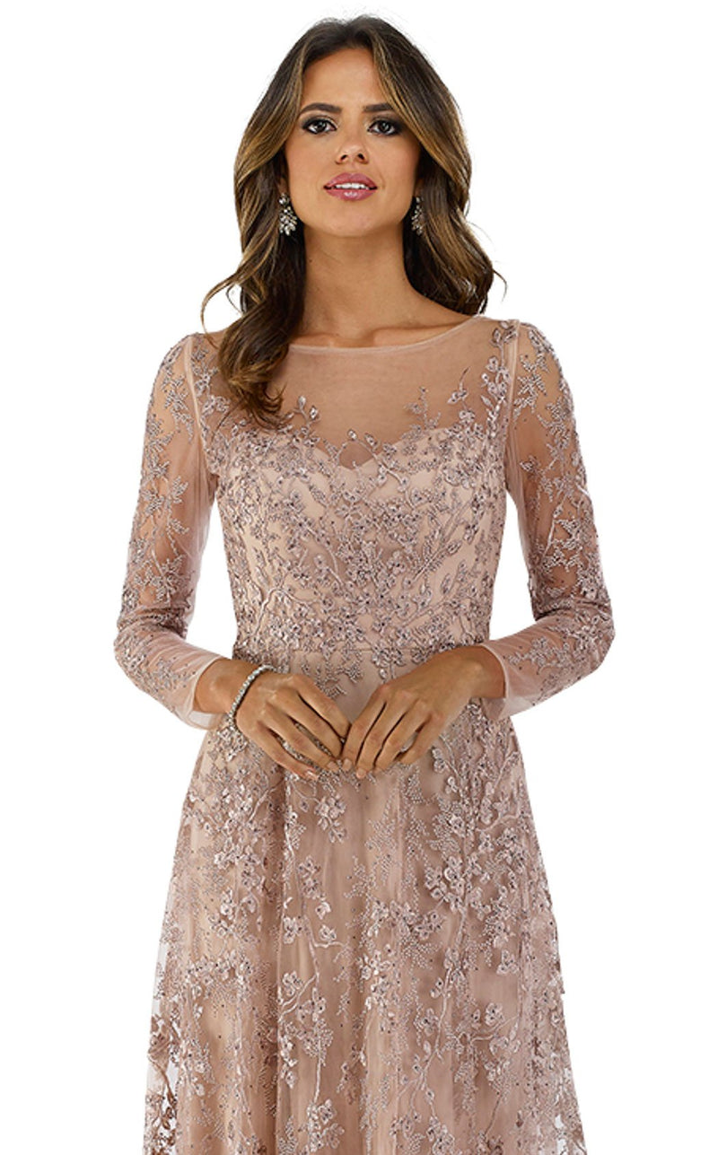 Lara 29677 Dress Blush