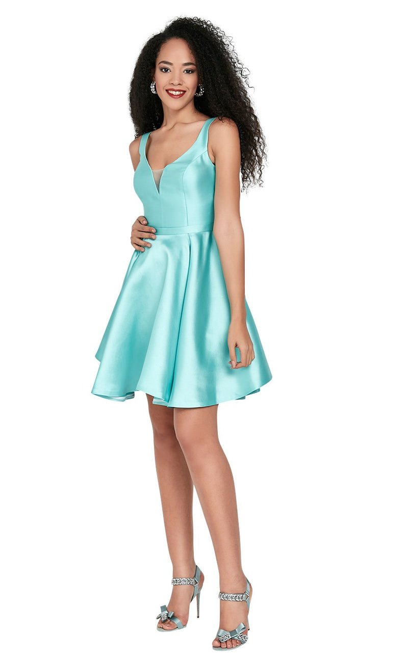 Passion Dress 3038 Dress Mint