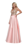 Zoey Grey 31387 Blush-Rose-Gold