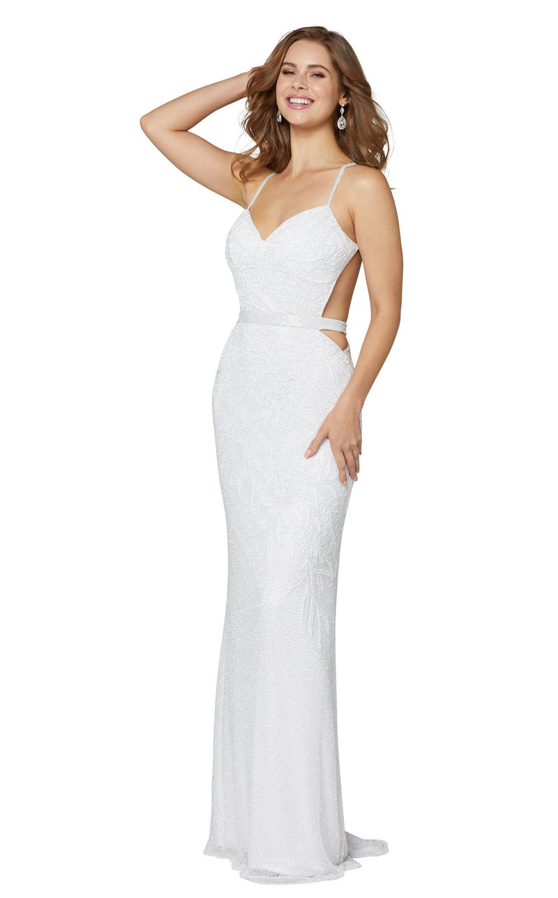 Primavera Couture 3406 White