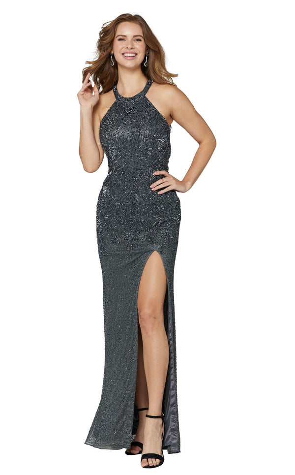Primavera Couture 3409 Charcoal