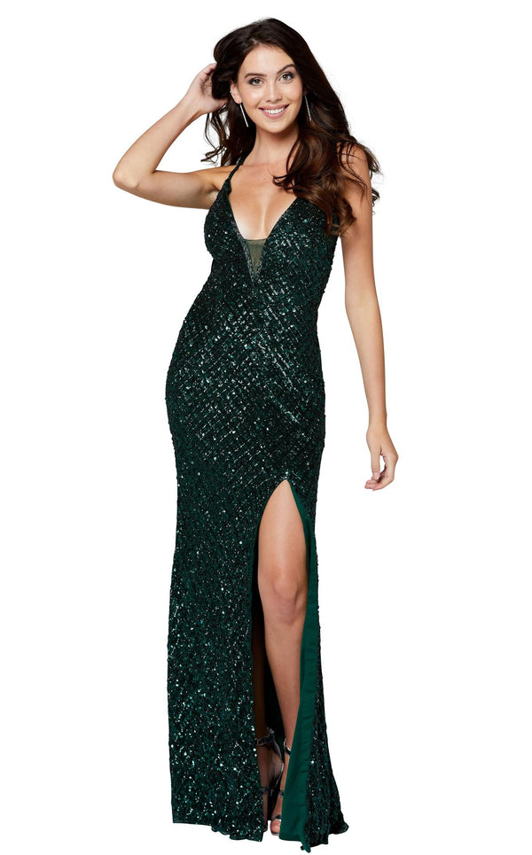 Primavera Couture 3418 Forest-Green
