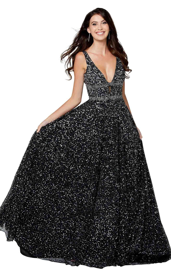 Primavera Couture 3421 Black
