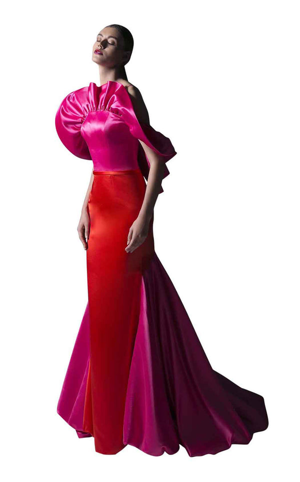 Edward Arsouni Couture SS0344 Dress