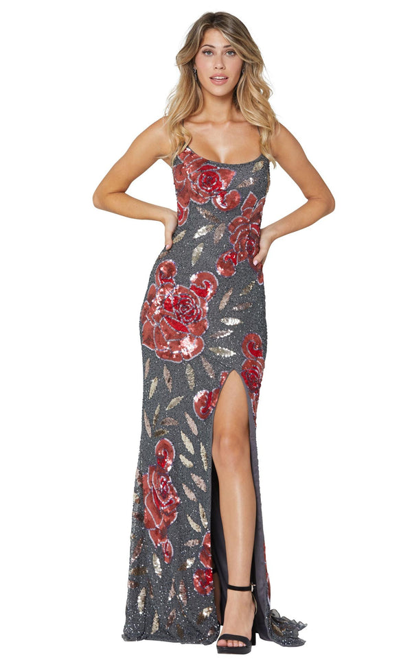 Primavera Couture 3463 Charcoal