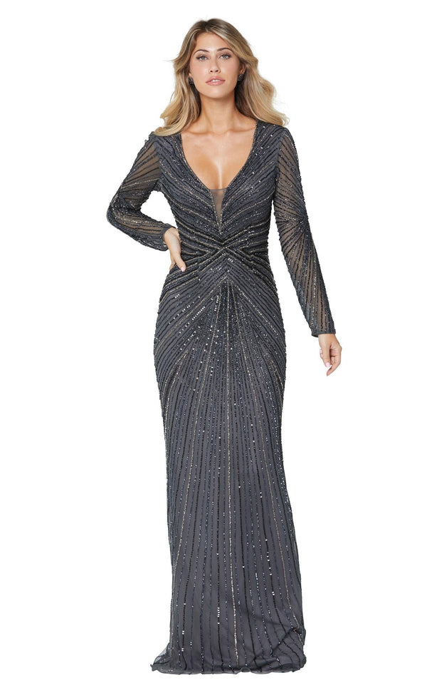 Primavera Couture 3487 Charcoal