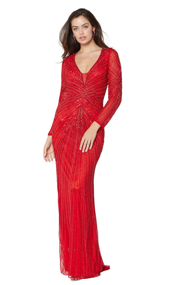 Primavera Couture 3487 Red