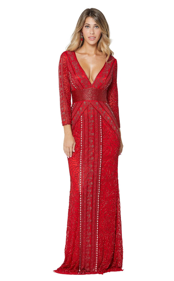 Primavera Couture 3494 Red