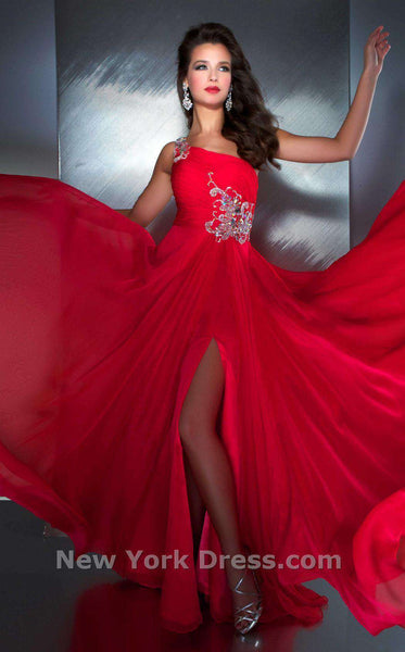 Mac Duggal 64403M Watermelon