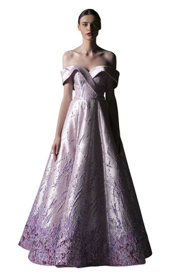 Edward Arsouni Couture SS0354 Dress