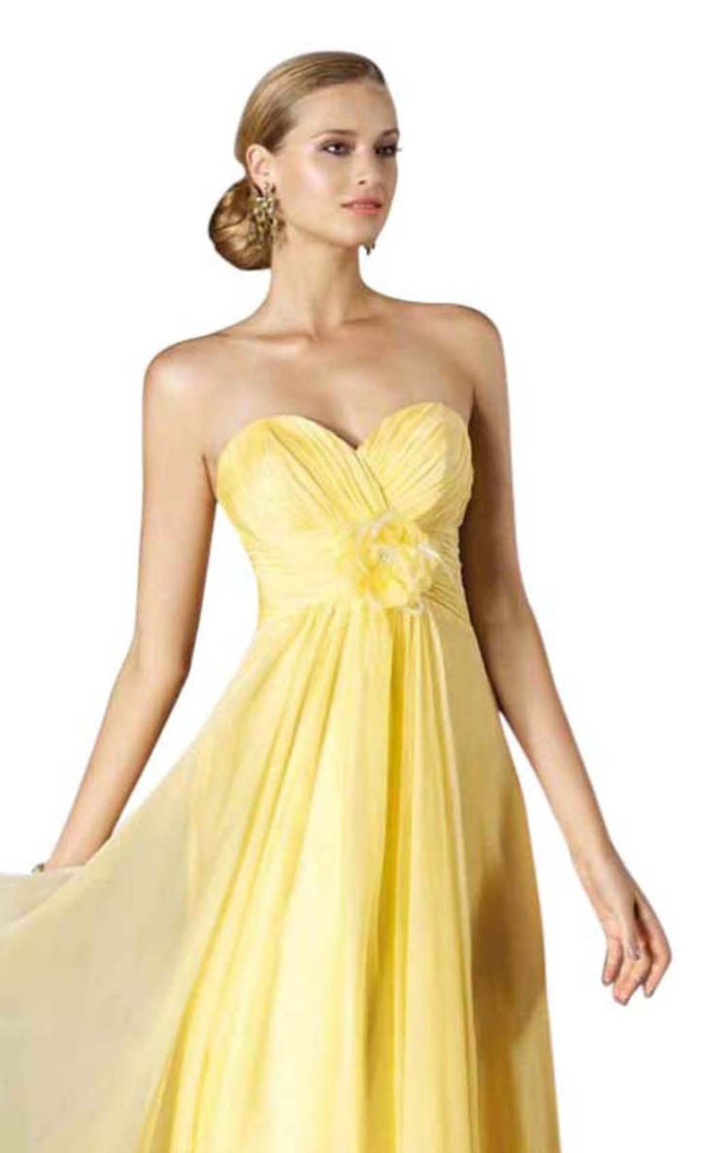 Alyce 35500 Lemon-Yellow