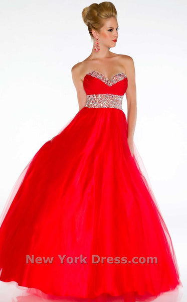 Mac Duggal 4962H Red