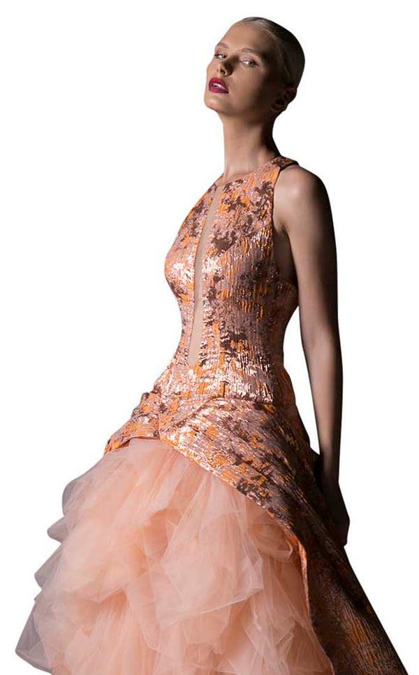 Edward Arsouni Couture SS0357 Dress