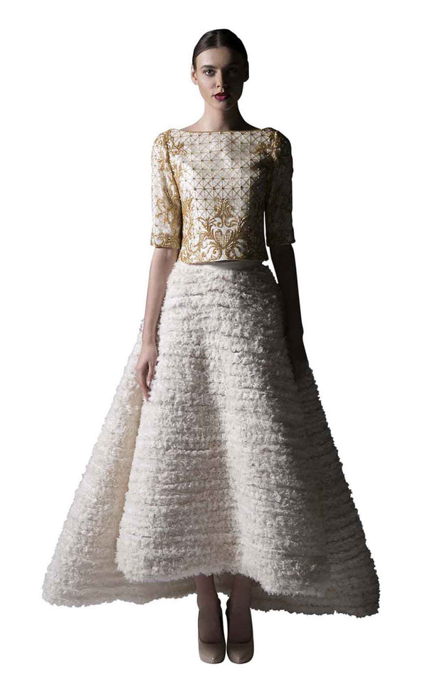Edward Arsouni Couture SS0361 Dress