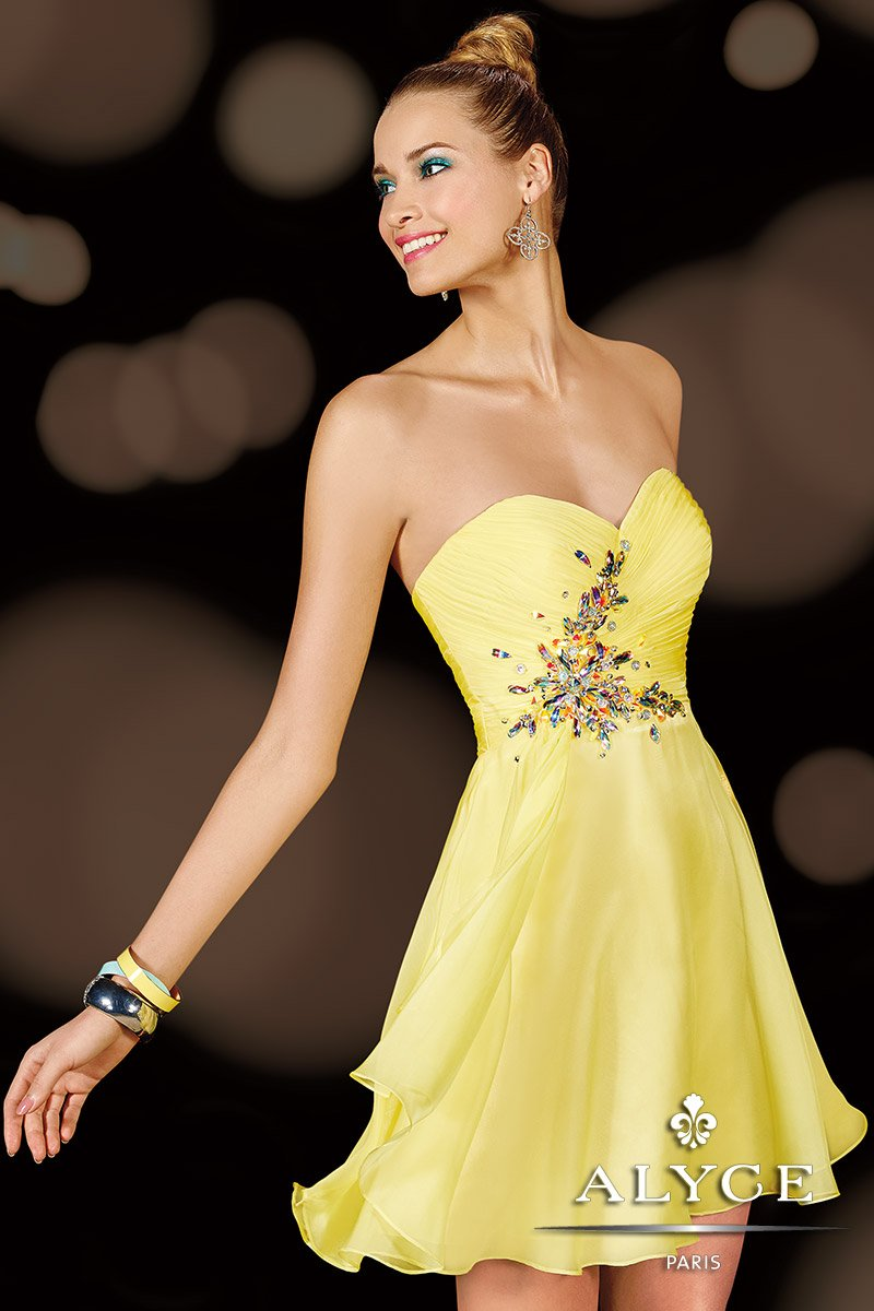 Alyce 3632 Yellow