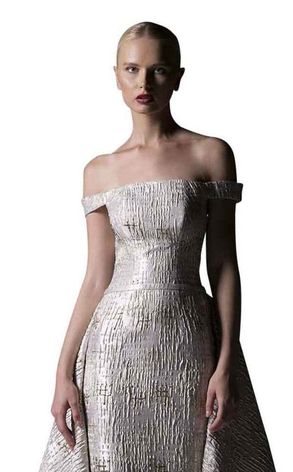 Edward Arsouni Couture SS0365 Dress