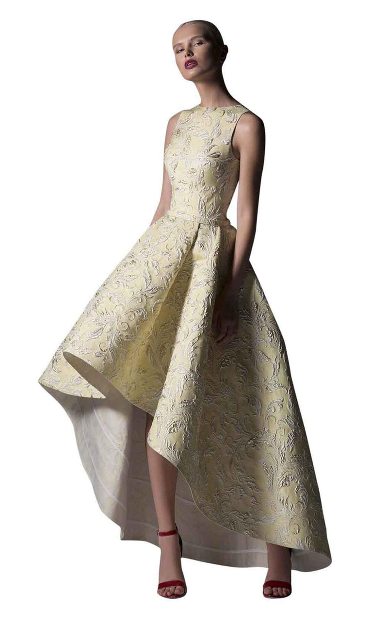 Edward Arsouni Couture SS0366 Dress