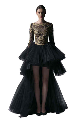 Edward Arsouni Couture SS0376 Dress