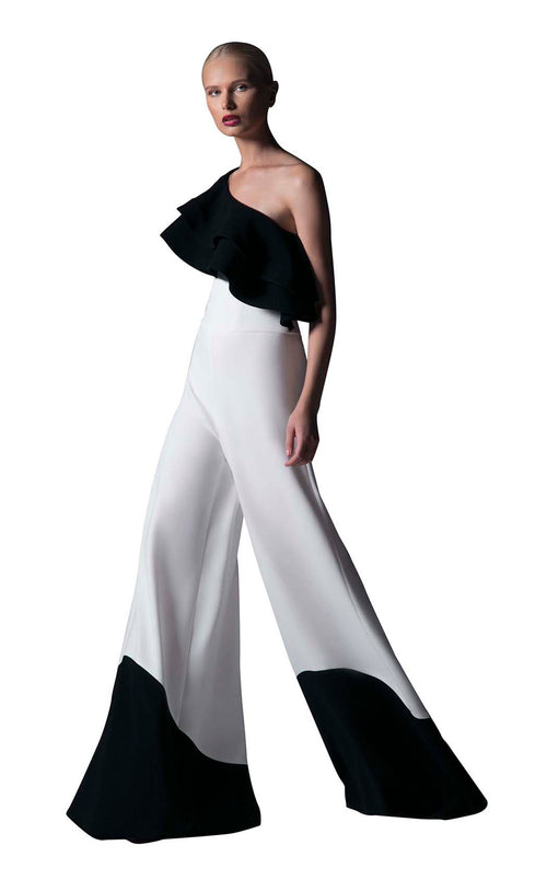 Edward Arsouni Couture SS0385 Jumpsuit