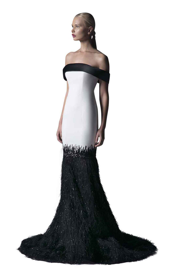 Edward Arsouni Couture SS0389 Dress