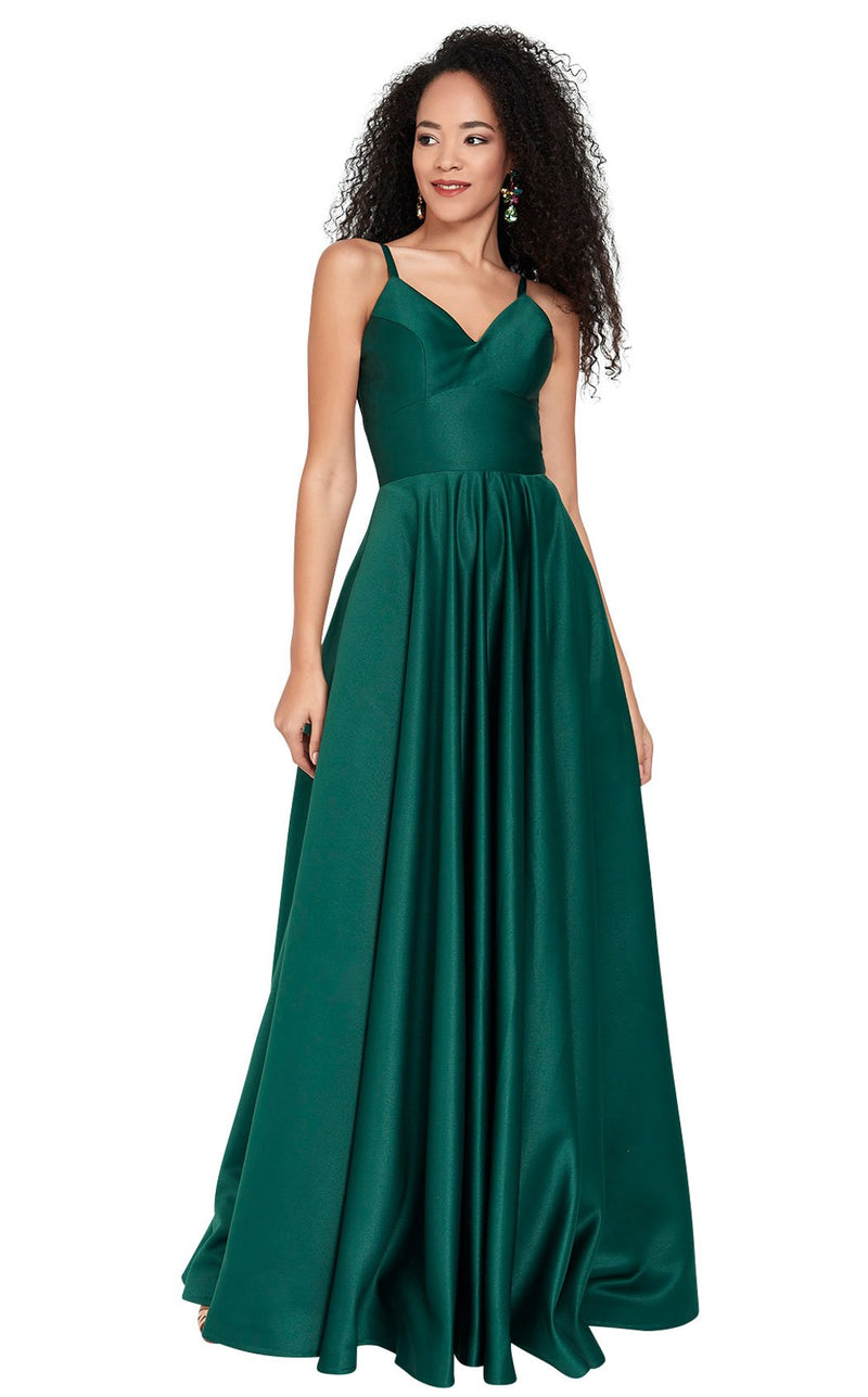 Passion Dress 3911 Dress Emerald