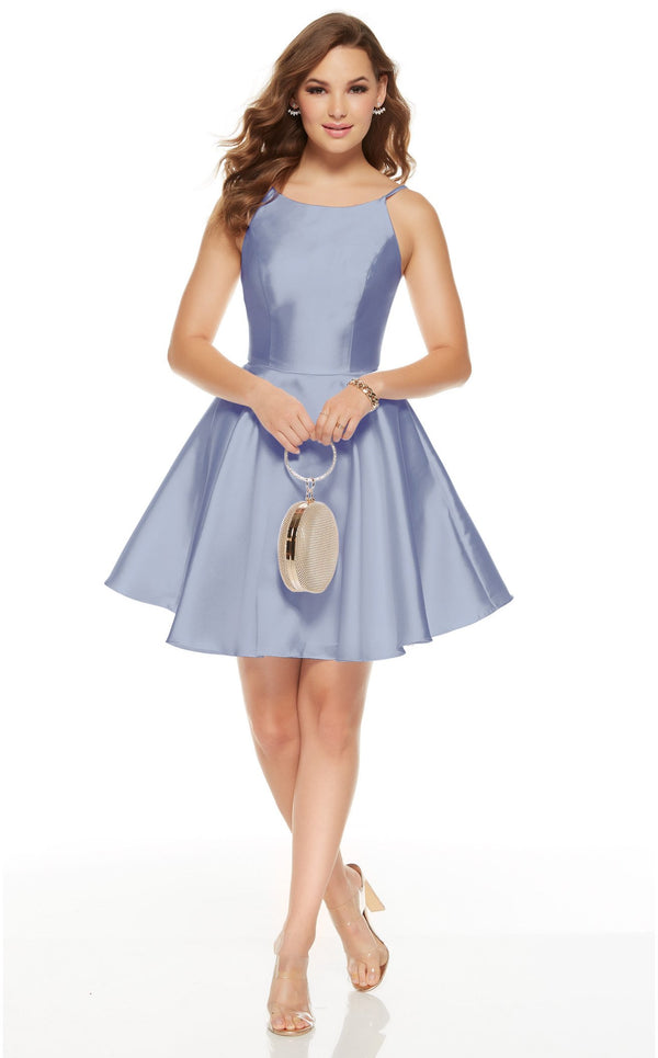 Alyce 3925 Dress French-Blue