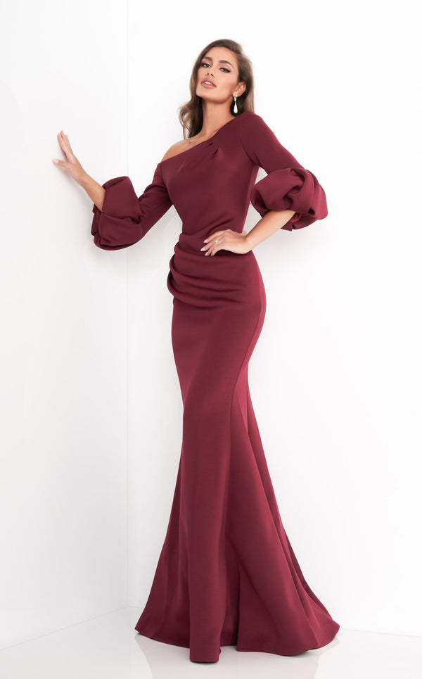 Jovani 39739 Dress Wine