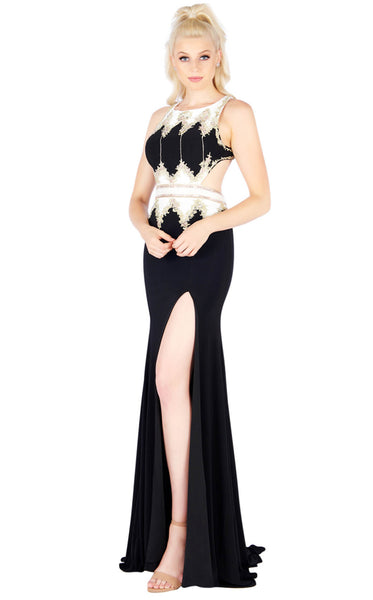 Mac Duggal 40626L Dress