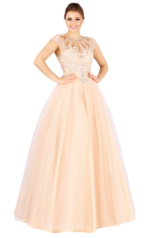 Mac Duggal 40750H CL Dress