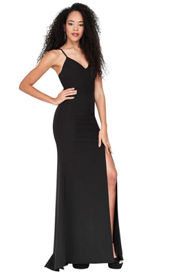 Passion Dress 4078 Dress Black
