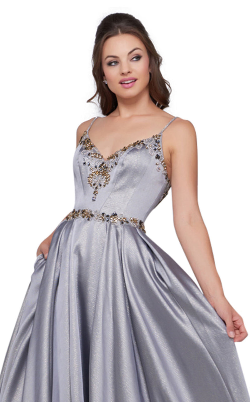 Mac Duggal 40890H Dress