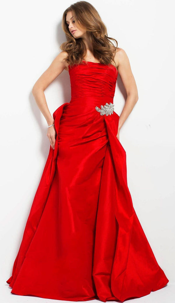Jovani 45079BG Dress Red
