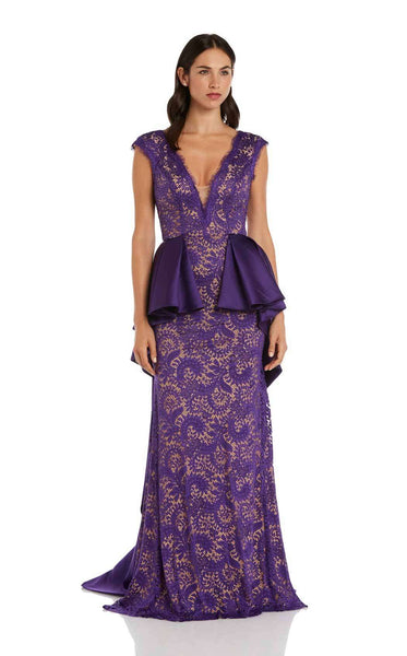 Jovani 45168 Purple