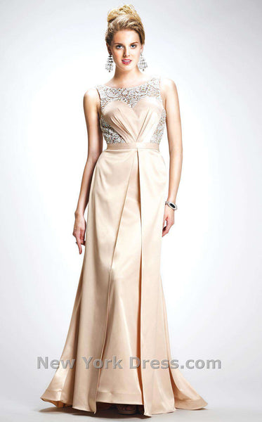 Colors Dress 0397 Nude