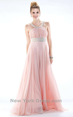 Colors Dress 0599 Blush