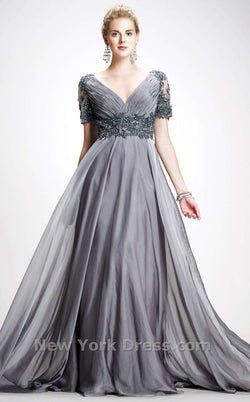 Colors Dress 0753 Silver