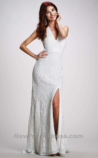 Colors Dress 0891 Ivory