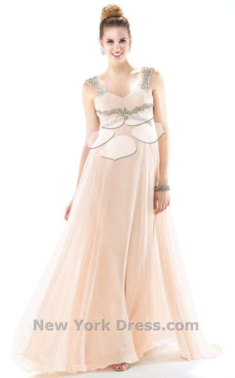 Colors Dress 0978 Blush